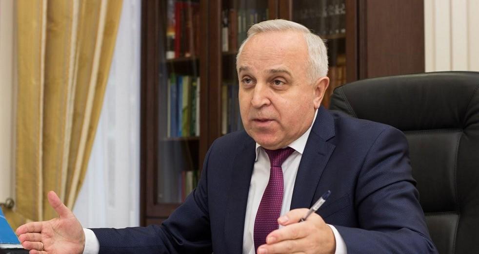 Президент НААН України Я. М. Гонзало