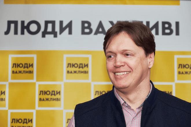 Дмитро Сенниченко Голова ФДМУ